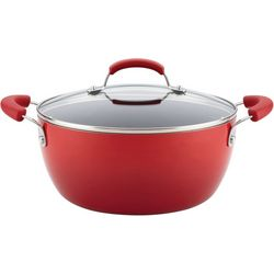 Rachael Ray 5.5 qt. Covered Nonstick Casserole