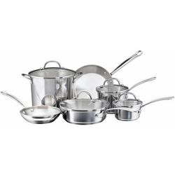 Farberware Millennium Tulip 10-pc. Cookware Set