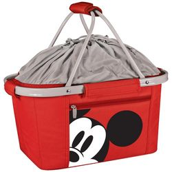 Oniva Mickey Mouse Metro Collapsible Cooler Basket Tote