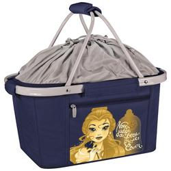 Beauty & the Beast Metro Collapsible Basket Tote