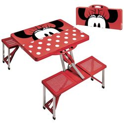 Oniva Minnie Mouse Picnic Table Sport Folding Table