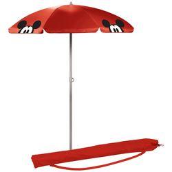 Oniva Mickey Mouse 5.5 Foot Portable Beach Umbrella