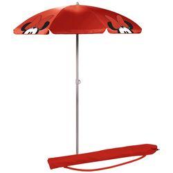 Minnie Mouse 5.5 Foot Portable Beach Umbrella