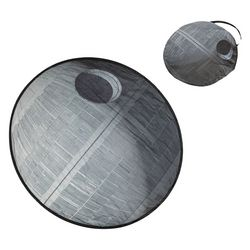 Death Star Pop-Up Blanket