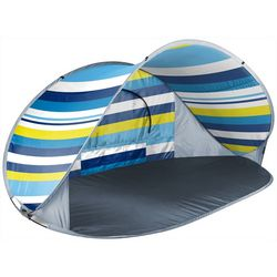 Onvia Manta Beach Stripe Portable Beach Tent
