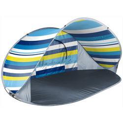 Manta Beach Stripe Portable Beach Tent