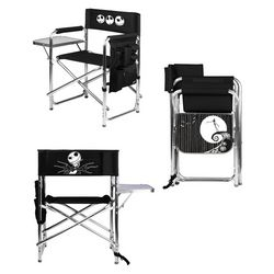 Oniva Nightmare Before Christmas Jack Folding Sports Chair