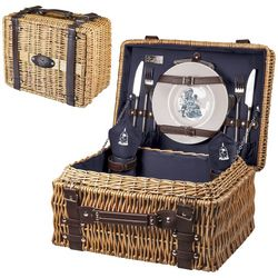 Picnic Time Disney Beauty & The Beast Champion Picnic Basket
