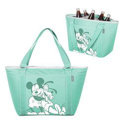 Disney Mickey & Pluto Topanga Insulated Coler Tote Bag