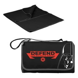 Picnic Time Star Wars Darth Vader Picnic Blanket Tote