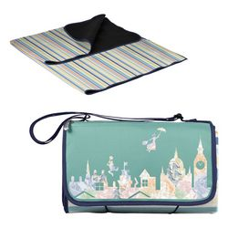Picnic Time Disney Mary Poppins Picnic Blanket Tote