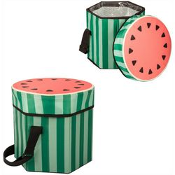 Oniva Bongo Sliced Watermelon Portable Cooler & Seat