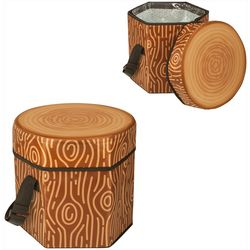 Oniva Bongo Tree Stump Portable Cooler & Seat