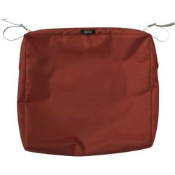 Classic Accessories Ravenna 21'' Rectangular Seat Slip Cover