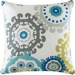Madison Park Laguna 3M Scotchgard Square Pillow