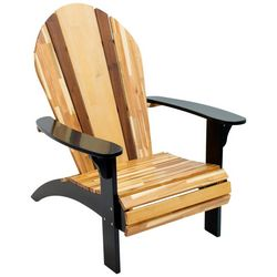 Rio Inovations Woody Surf Adirondack Chair