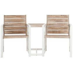 Safavieh Jovanna Natural 2 Seat Bench