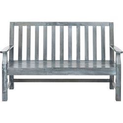 Safavieh Indaka Ash Grey Bench