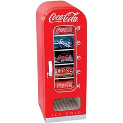 Koolatron Coca Cola Retro Vending Fridge