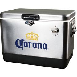 Corona Metal Chest Cooler