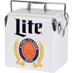 Miller Lite Vintage Chest Cooler