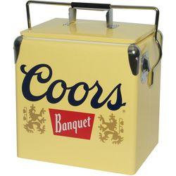 Coors Light Retro Banquet Chest Cooler