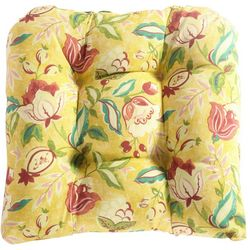 Waverly Lexie Floral Outdoor Dining Chair Cushion