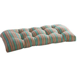 Waverly Lexie Stripe Outdoor Bench Cushion