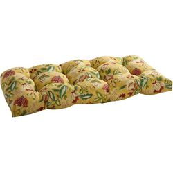 Waverly Lexie Floral Outdoor Bench Cushion