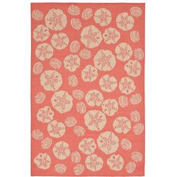 Liora Manne Terrace Shell Toss Indoor/Outdoor Area Rug