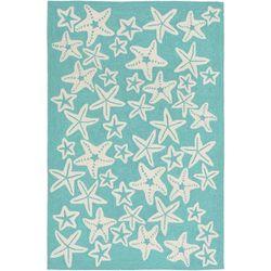 Liora Manne Capri Starfish Area Rug