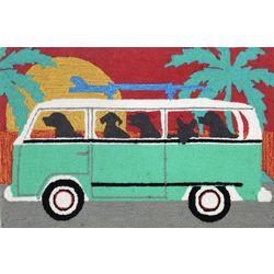 Liora Manne Frontporch Beach Trip Accent Rug