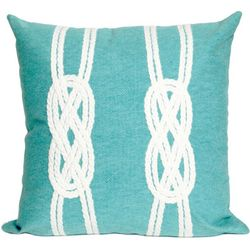Liora Manne Visions II Double Knot Pillow