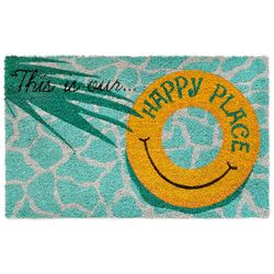 Liora Manne Natura This Is Our Happy Place Outdoor Mat