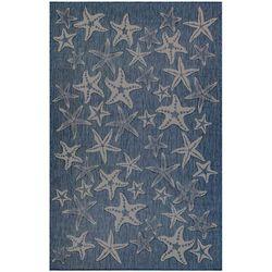 Liora Manne Carmel Starfish Area Rug