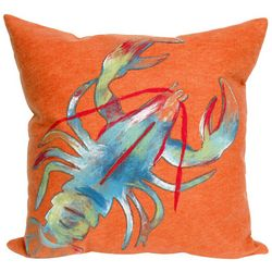 Liora Manne Visions II Lobster Square Pillow