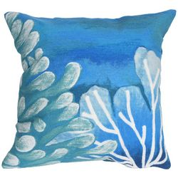 Liora Manne Visions III Reef Square Pillow