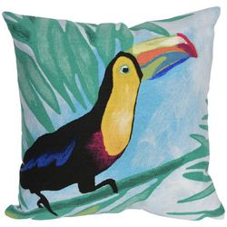 Liora Manne Visions III Toucan Square Pillow