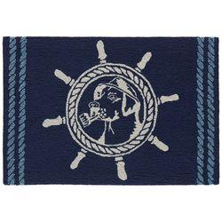 Liora Manne Frontporch Seadog Accent Rug