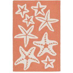 Liora Manne Capri Starfish Accent Rug