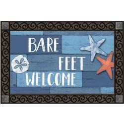Studio M Bare Feet Welcome Mat Mate