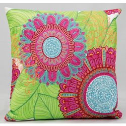 Mina Victory Wonderland Outdoor Throw Pillow