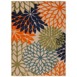 Nourison Aloha ALH05 Indoor/Outdoor Area Rug