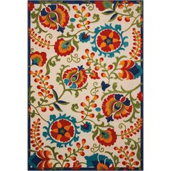 Nourison Aloha ALH17 Indoor/Outdoor Area Rug