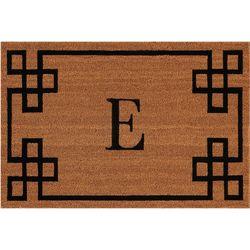 Nourison Elegant Entry E Coir Mat