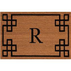 Nourison Elegant Entry R Coir Mat