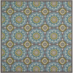 Waverly Sun & Shade SND16 Solar Flair Area Rug