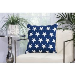 Mina Victory Stars Outdoor Throw Pillow