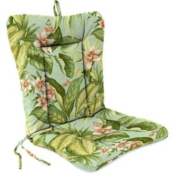 Jordan Manufacturing Jamaica Mist Dinalounge Chair Cushion