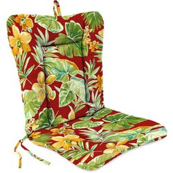 Jordan Manufacturing Beachcrest Poppy Dinalounge Cushion